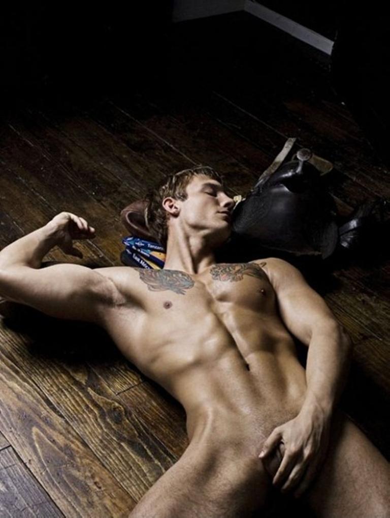 Dominic nude jamie all