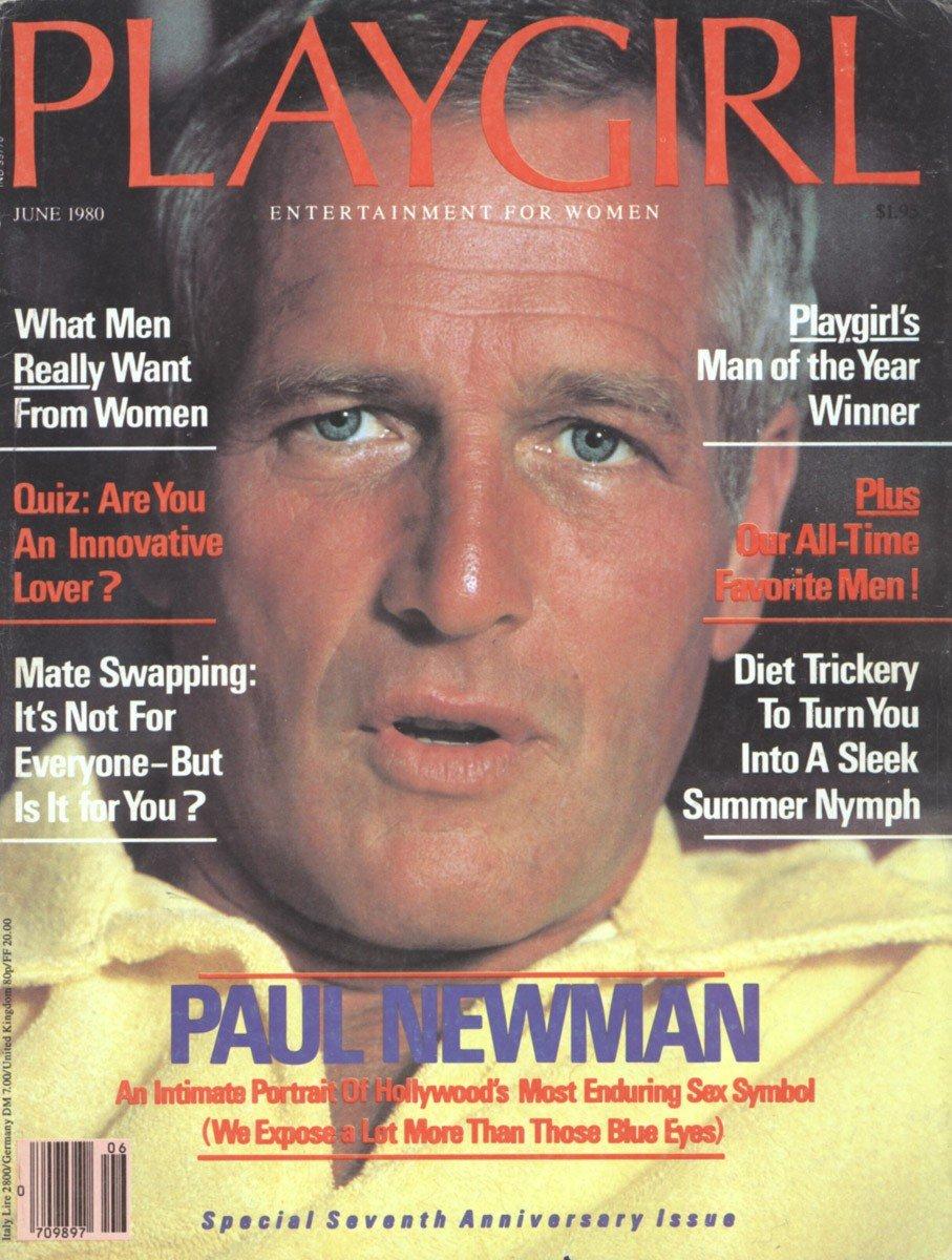 1990 AUGUST PLAYGIRL MAGAZINE - PAUL PENLEY - Sleep with