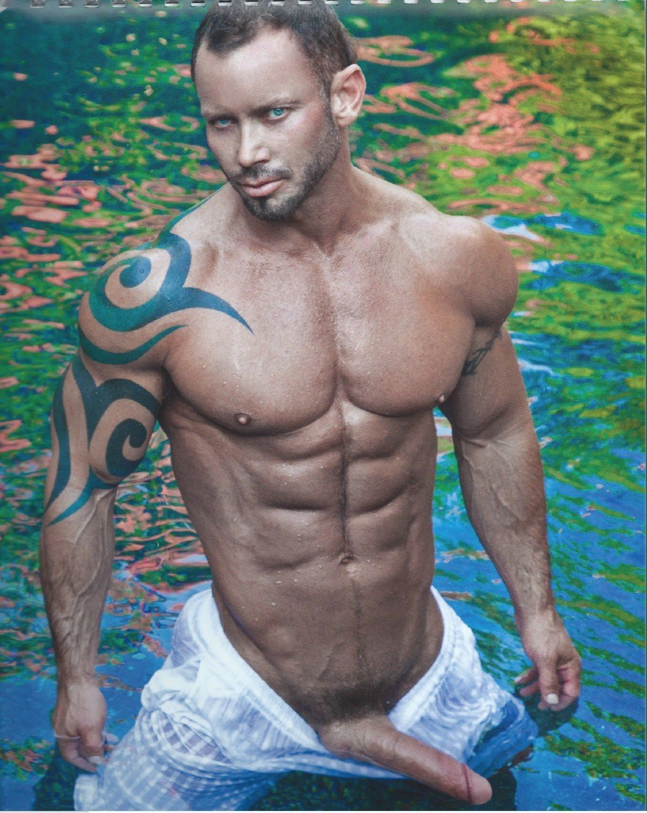 naked Scott cullens