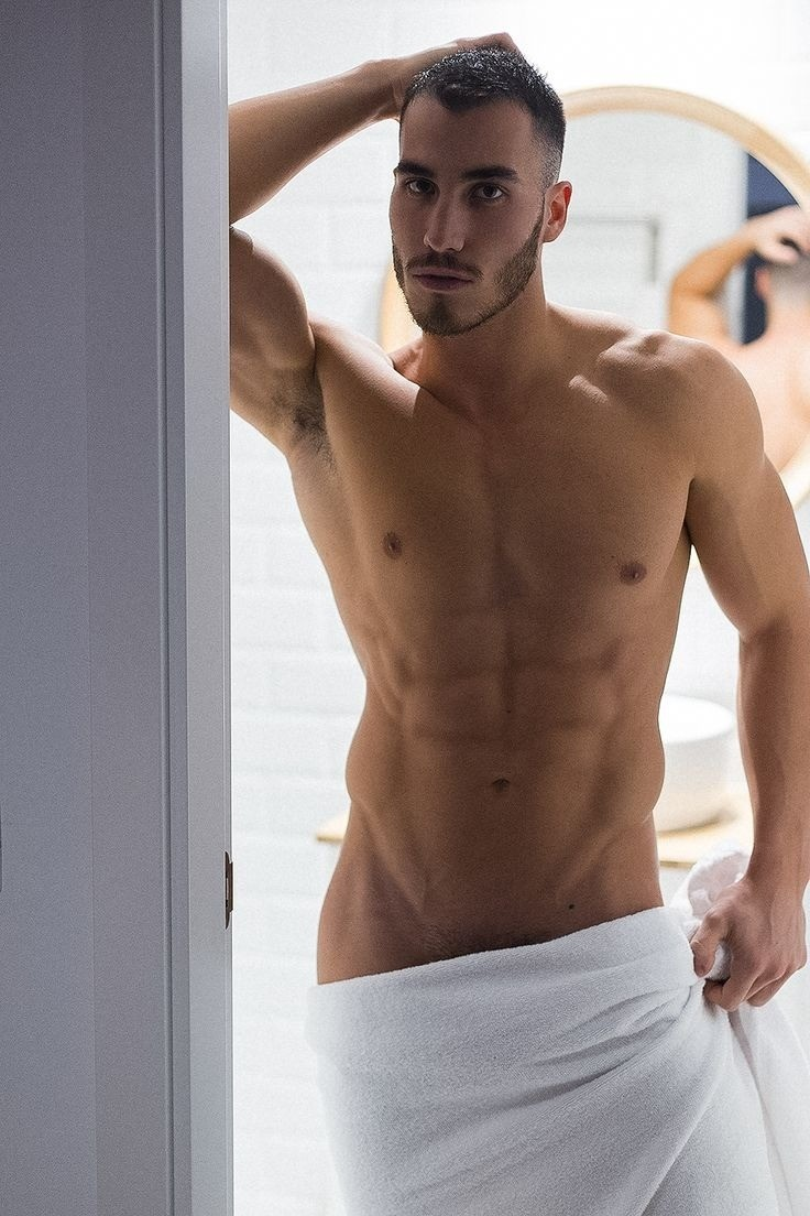Alex Garcia Gay Porn draped in towels - page 18 - themed images - adonismale