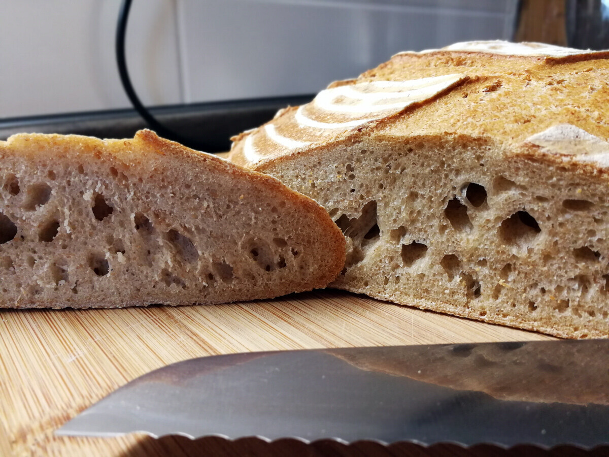 Baking Recipes - Mother Earth Bread