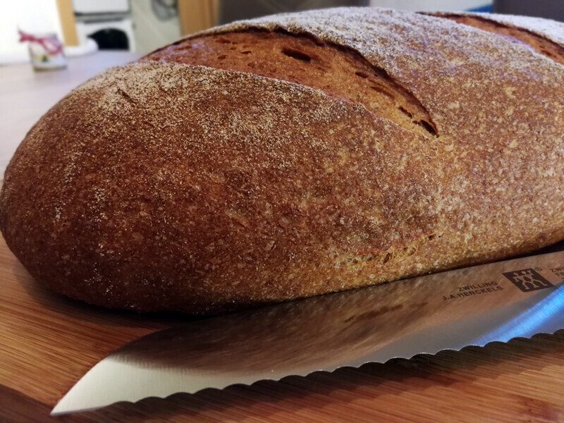 Tommy's Mixed Wheat And Rye Bread | 1
