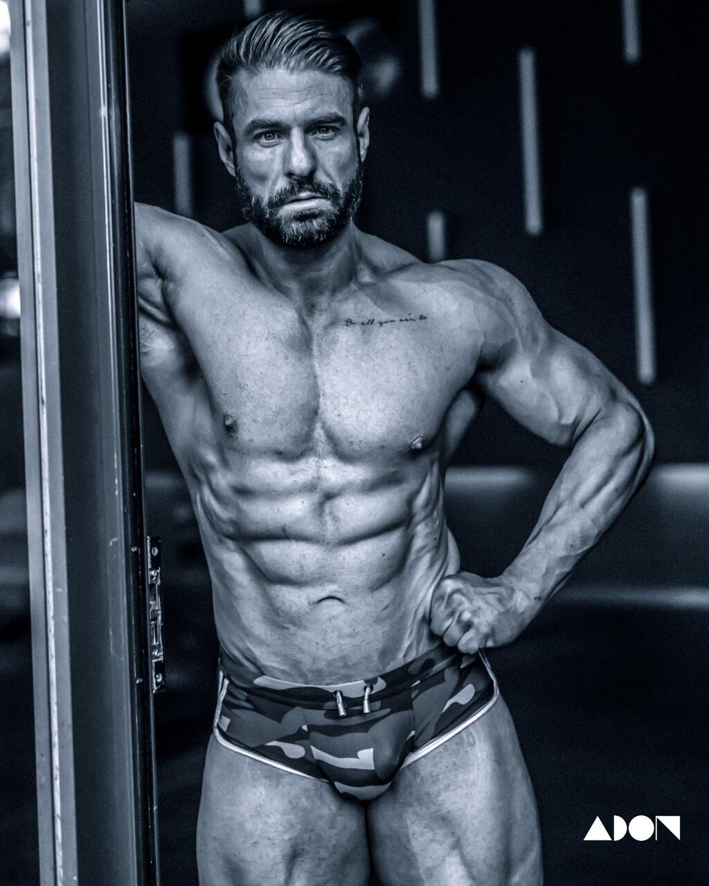 David Hughes - Male Models - AdonisMale