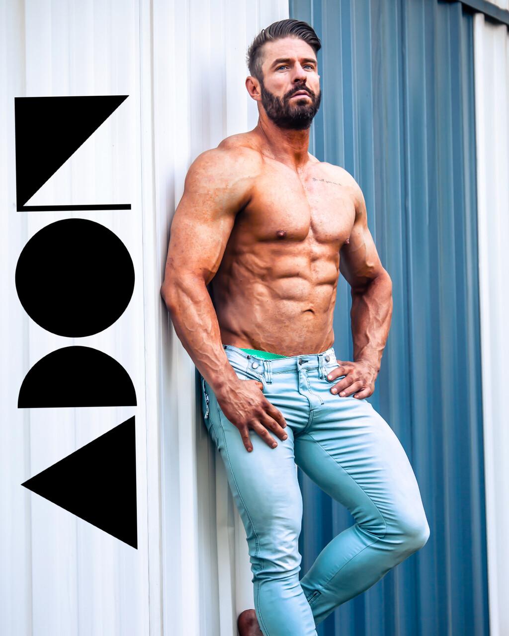 Muscle Gods: David Hughes