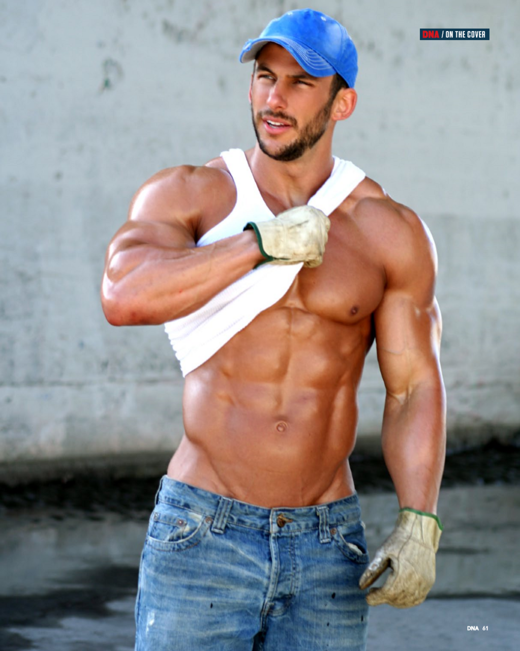 Matt Mendrun by photographer Mike Ruiz 03 | Male Celeb News